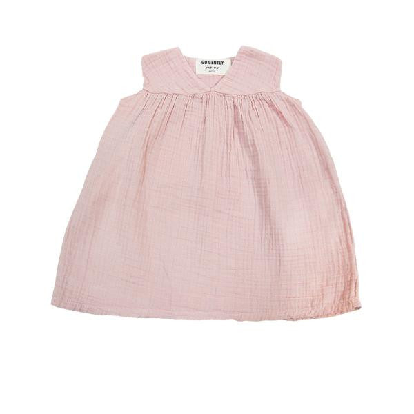 Dalinda Gauze Dress - Pip & Squeaks