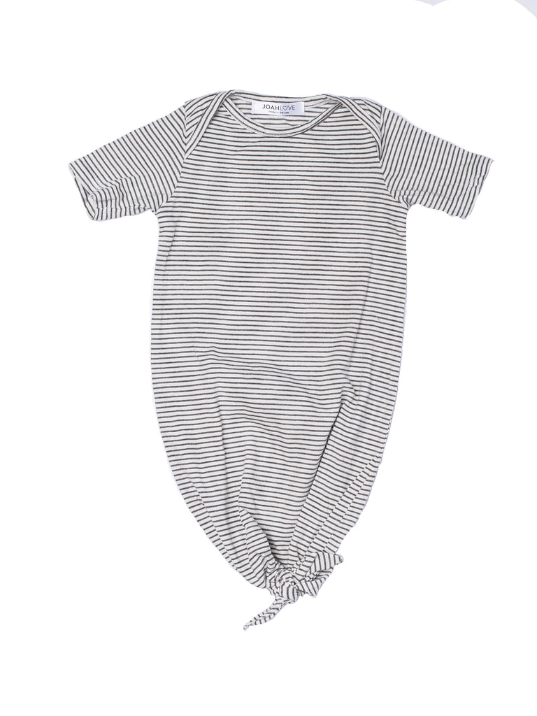 Knotted Striped Sleeper - Pip & Squeaks