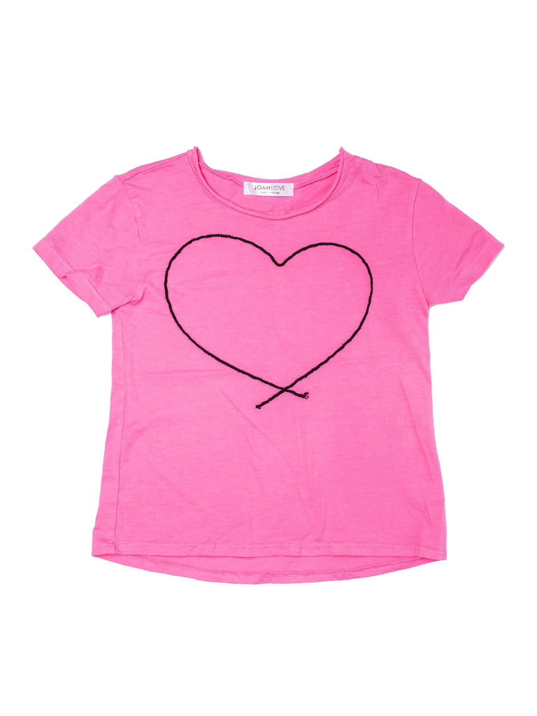 In my heart  T shirt - Pip & Squeaks