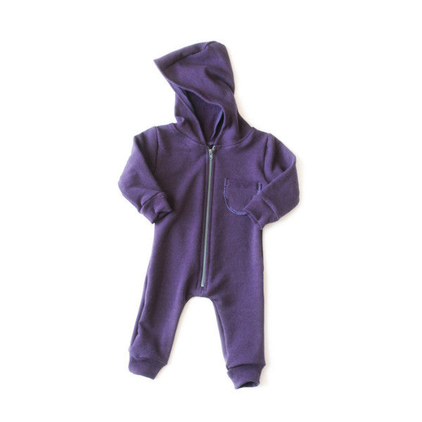 Purple Jumpsuit - Pip & Squeaks