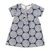 Margot Dress in Navy - Pip & Squeaks