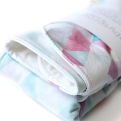 Watercolor Changing Pad - Pip & Squeaks