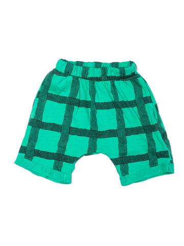 Wyatt Grid Shorts