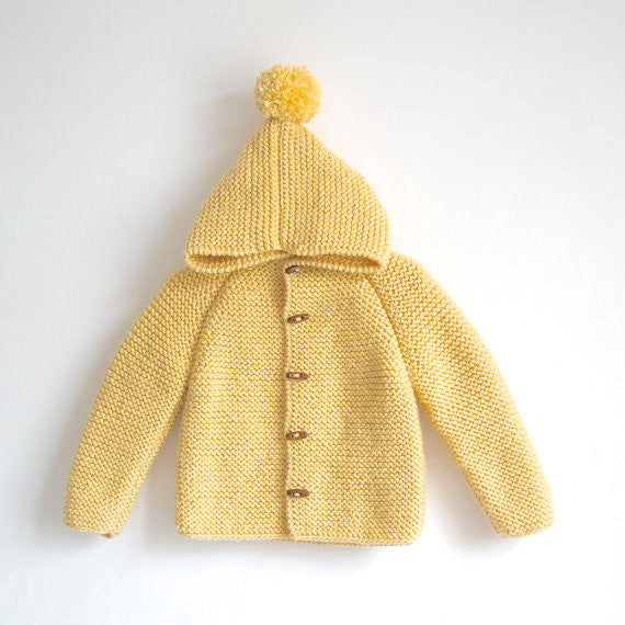 Sweater Coat (Several Colors) - Pip & Squeaks