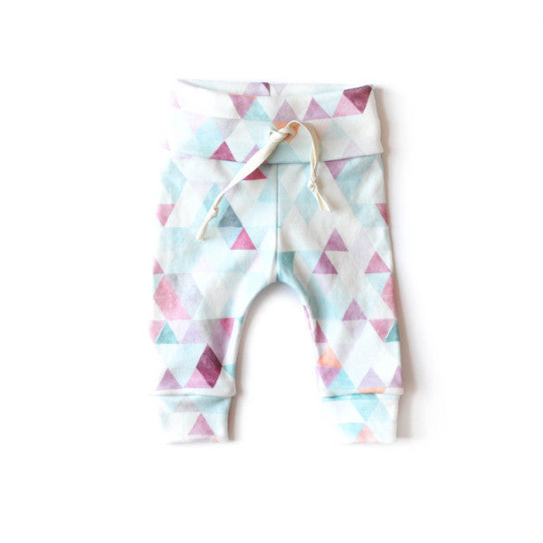 Watercolor Leggings - Pip & Squeaks