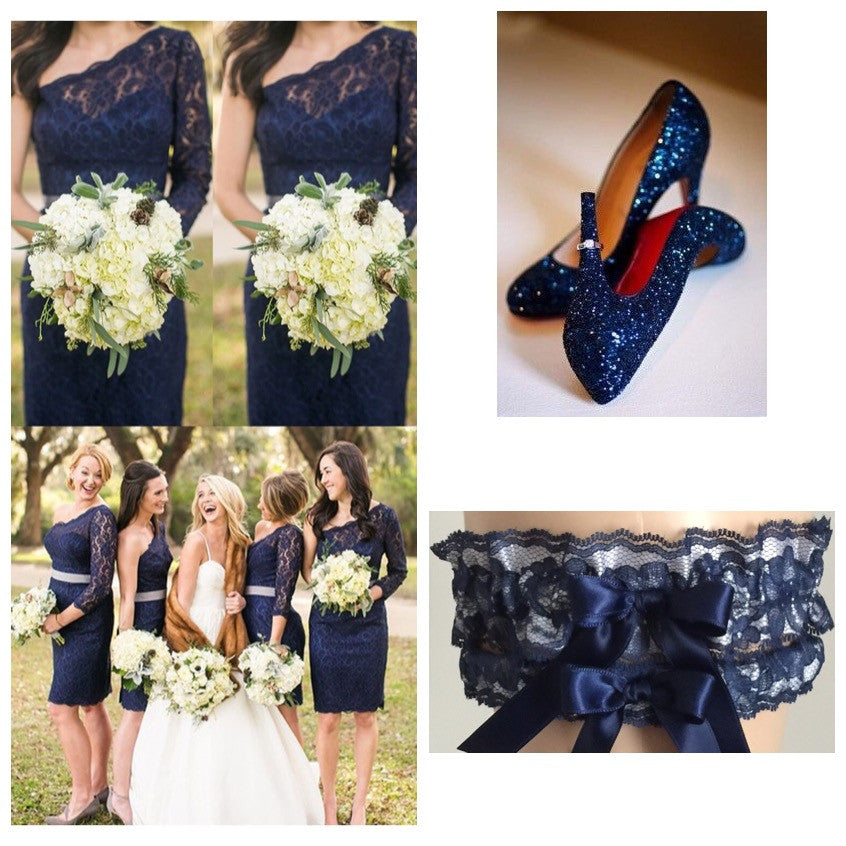 Navy Blue Wedding Inspirations