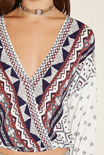 Load image into Gallery viewer, Boho Print Top