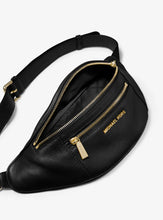 Load image into Gallery viewer, MICHAEL KORS Medium Pebbled Leather Belt Bag