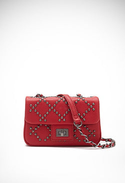 Mini Studded Cross Body Bag