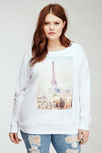 Load image into Gallery viewer, Curvy Print Sweatshirt
