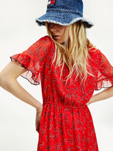 Load image into Gallery viewer, Tommy Jeans Bandana Print Dress