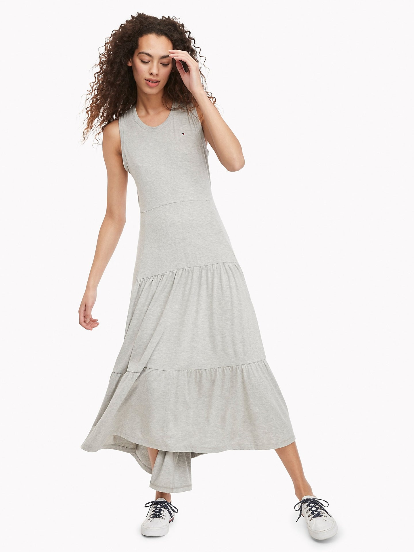 Tommy Hilfiger Essential Maxi Dress