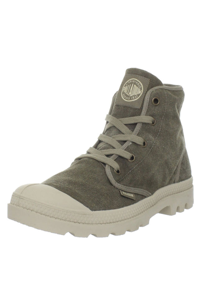 PALLADIUM PAMPA HI CANVAS BOOT