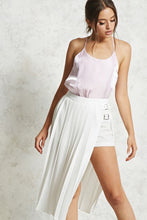 Load image into Gallery viewer, Pleated Skort Skirt