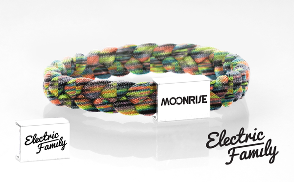 Electric Family Bracelet - Rainbow