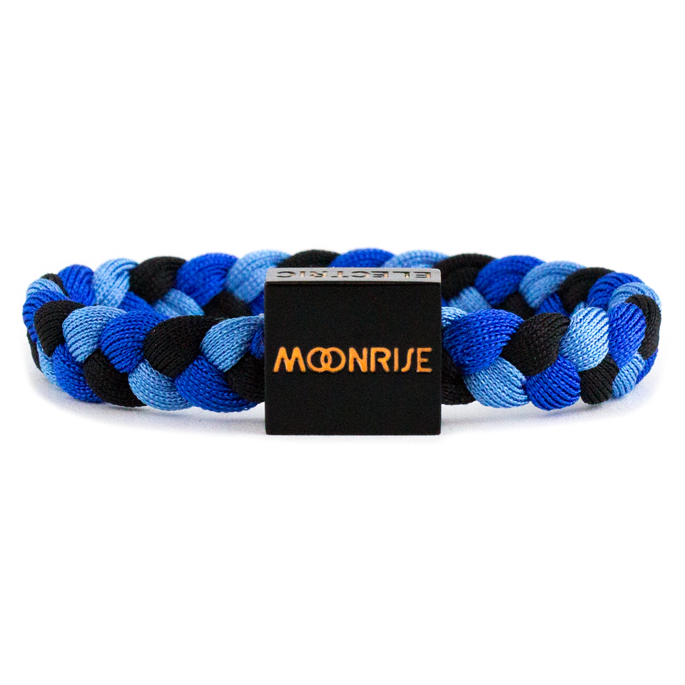 Moonrise Electric Family Bracelet - Black Clasp