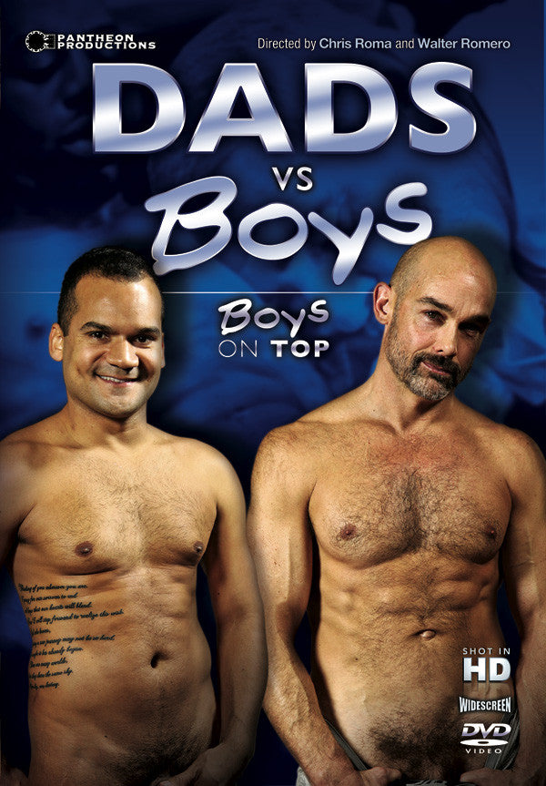 Dads Versus Boys: Boys on Top