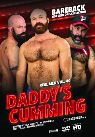 Daddy's Cumming