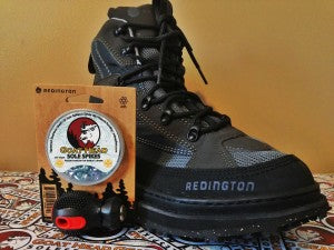 Redington to distribute Goat Head Sole Spikes
