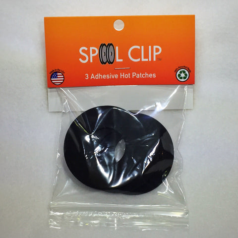 Spool Clip - Hot Patch (3 Pack)