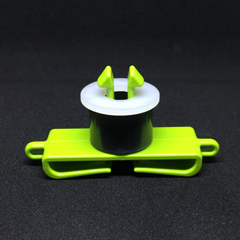 Spool Clip - Clip w/ Large Arbor Conversion Kit - Goat Head Gear