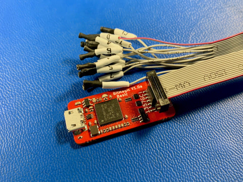BitMagic Basic Logic Analyzer