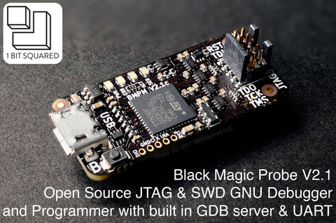 Black Magic Probe V2.1