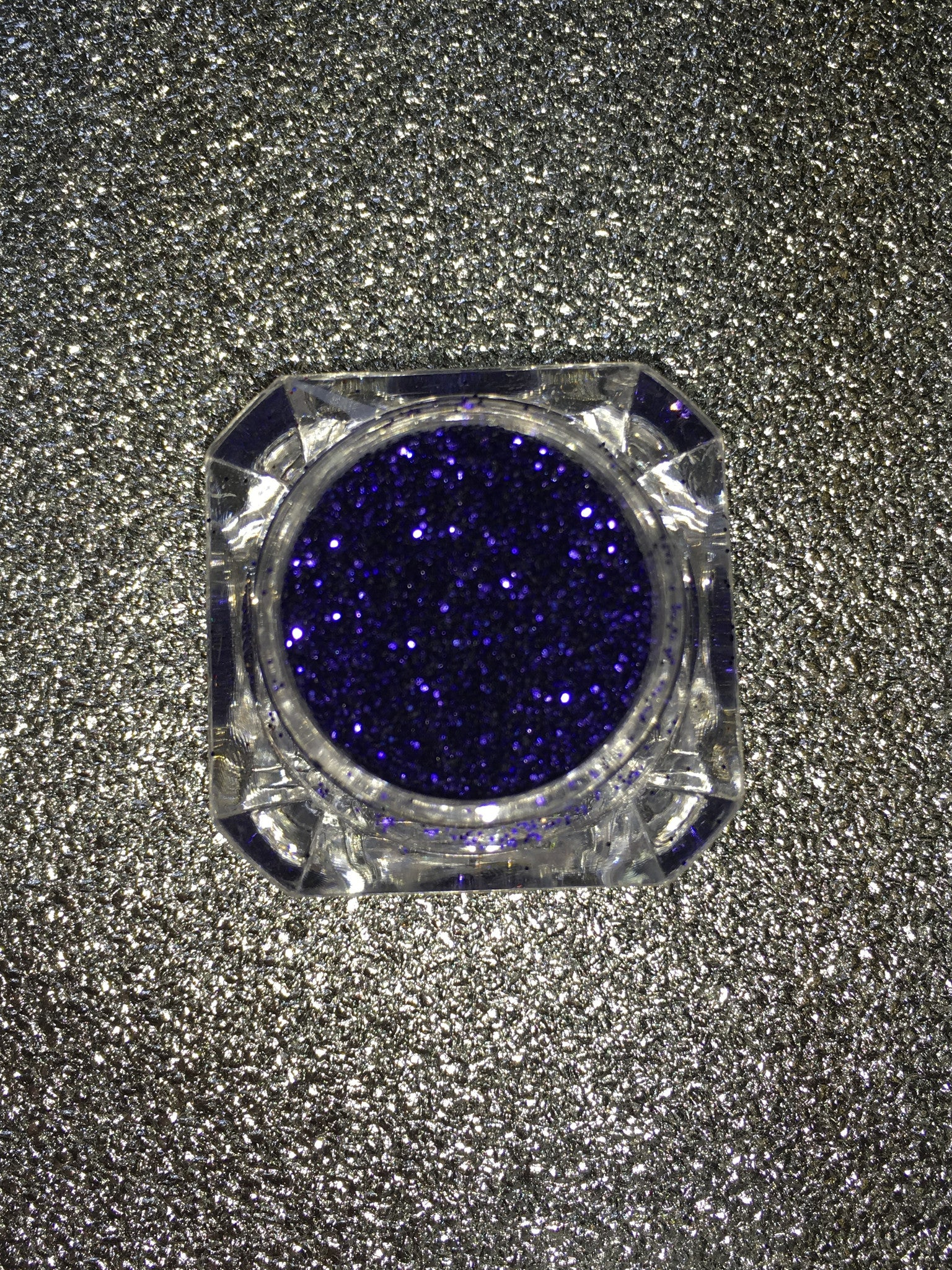 Crushed Diamonds-Deep Blue
