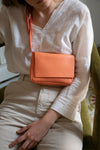 Orange Belt Bag