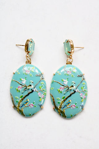 GRACE JADE EARRINGS