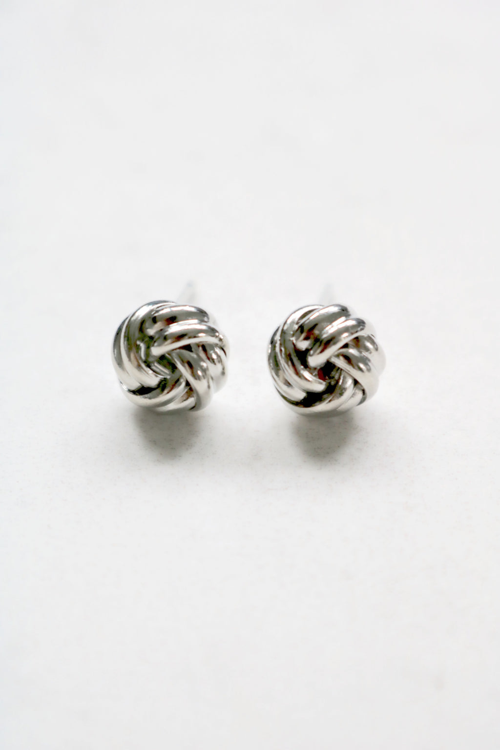 HAILEY SILVER STUDS
