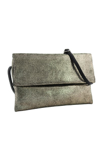 EVA BRONZE CLUTCH BAG