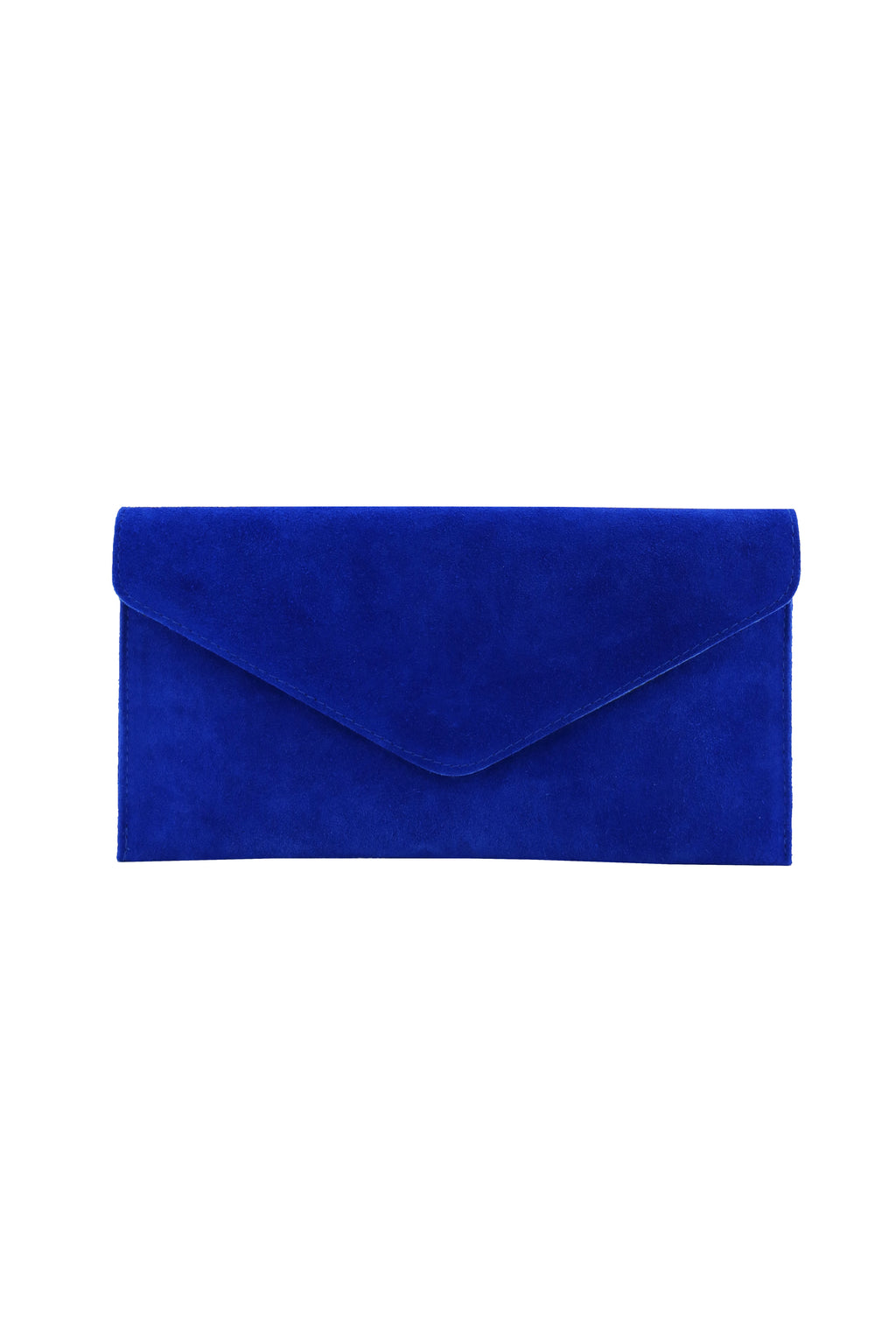 SADË ROYAL BLUE CLUTCH BAG
