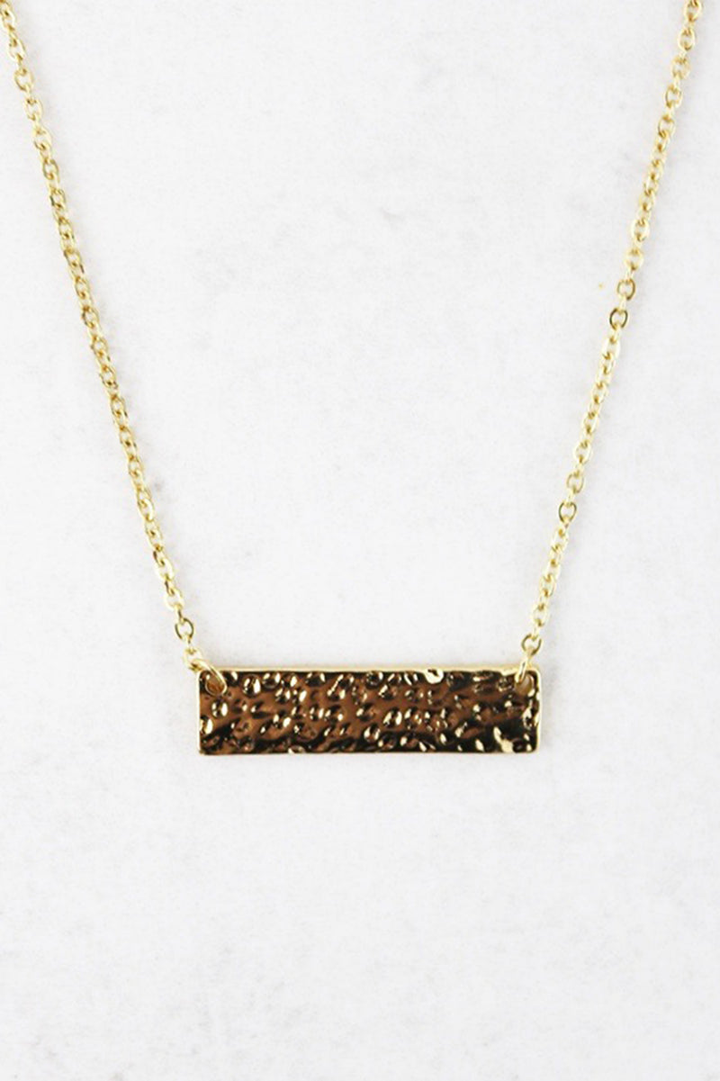 STEPH GOLD NECKLACE