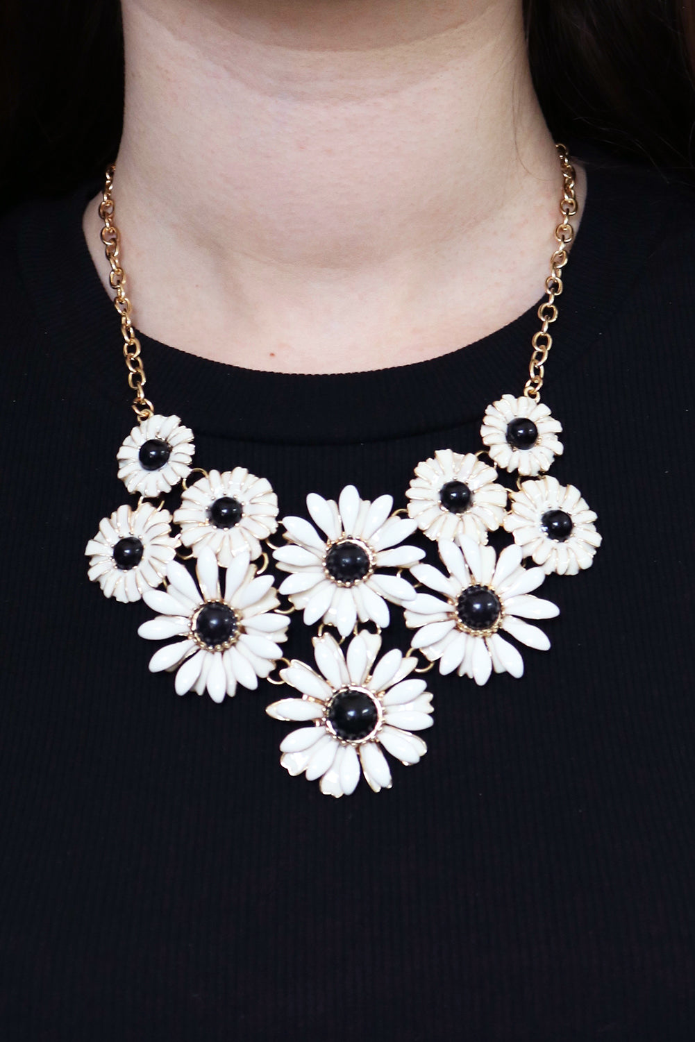 DAISY CHAIN BLACK