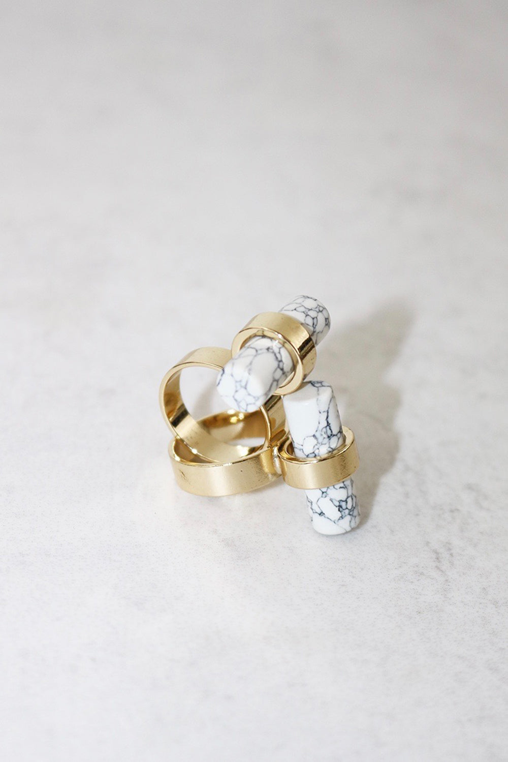 KYLIE MARBLE RING