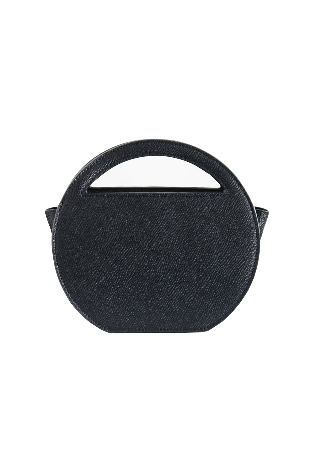 LIA BLACK CIRCLE BAG