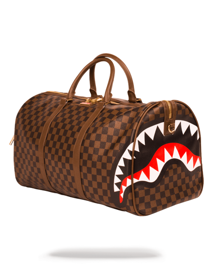 Sharks in Paris Duffel