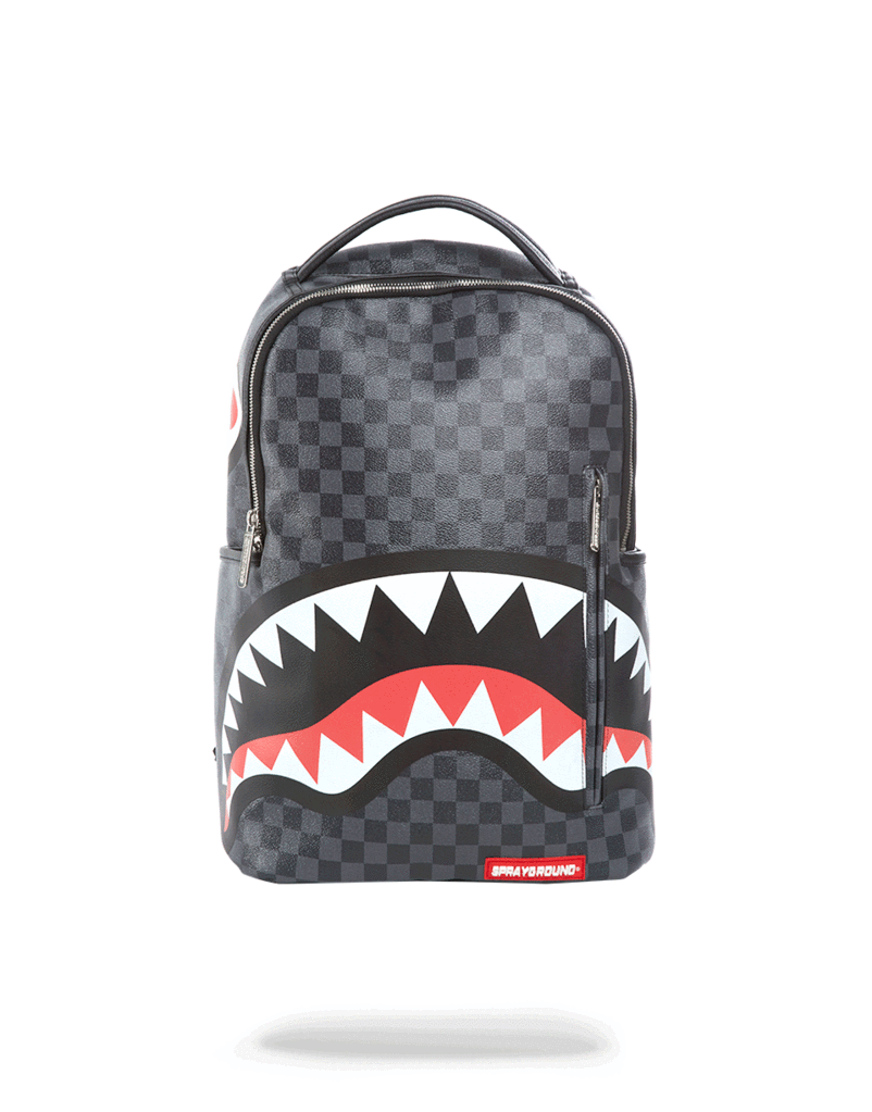 LIMITED EDITION Sharks in Paris Bag