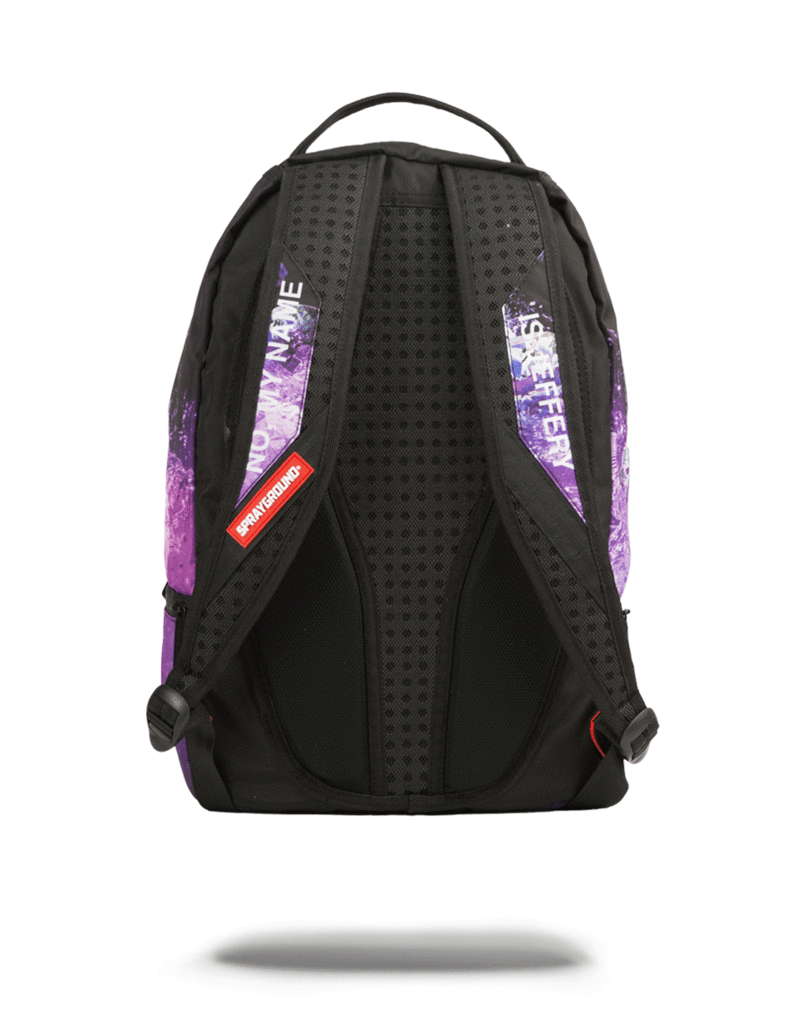 Young Thug x Sprayground Purple Diamonds