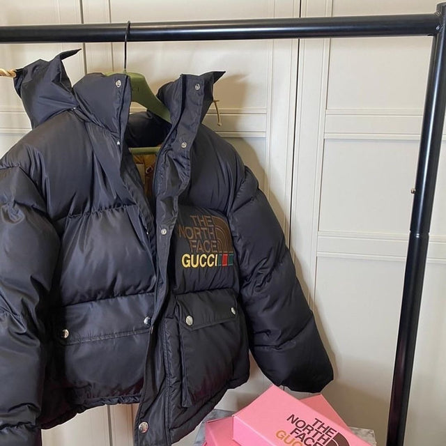 Don't miss out on these Gucci x The north face items