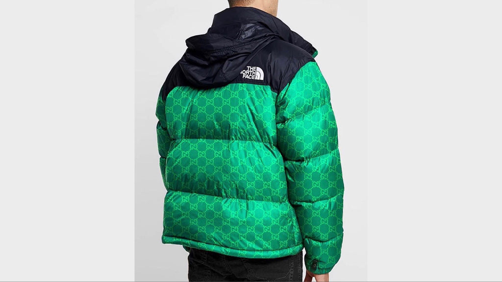 Gucci x The Northface collaboration
