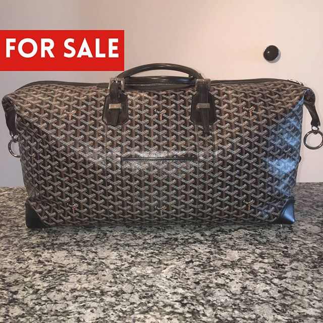 Goyard Duffle Bag SellingCommunity - How to create a paypal invoice goyard online store