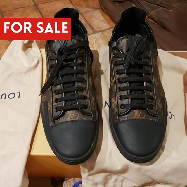 Louis Vuitton Sneakers – Selling Community