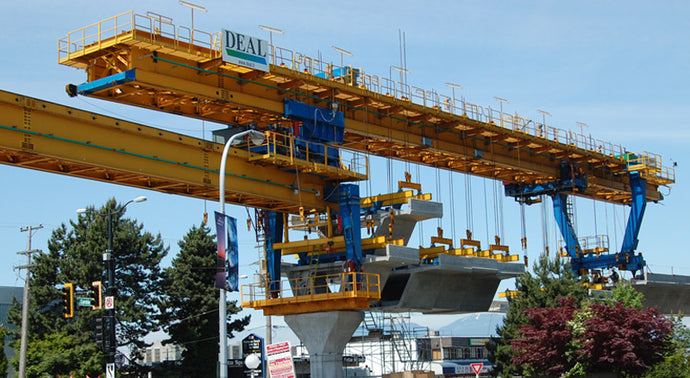 Articulated Self-Launching Gantries for Precast Segmental Bridges