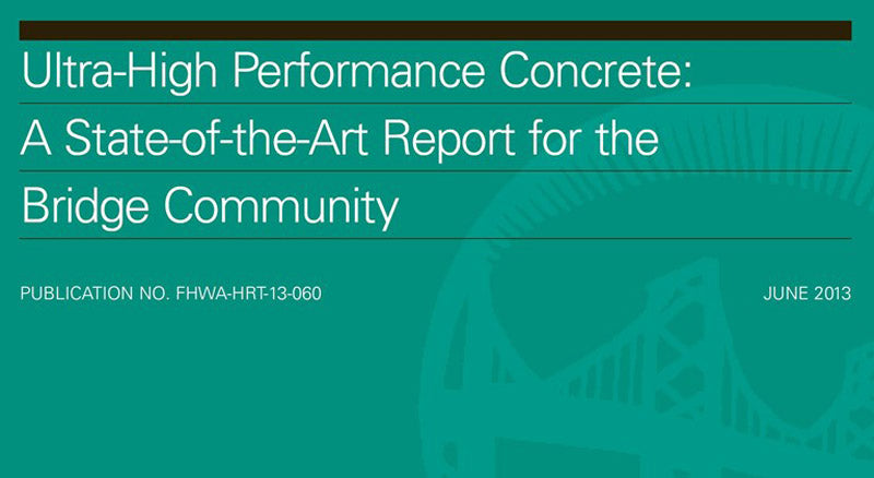 Ultra-High Performance Concrete: A State-of-the-Art Report for the Bridge Community