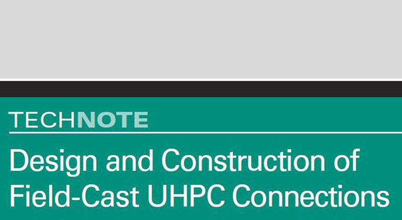 Design and Construction of Field-Cast UHPC Connections