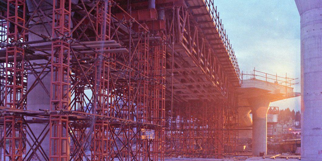 forms, falsework, shoring