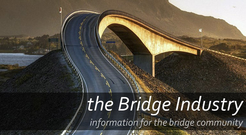 Owners and concessionaires preserve and maintain large bridge inventories to provide safe, pleasurable and expedient use of transport infrastructure.