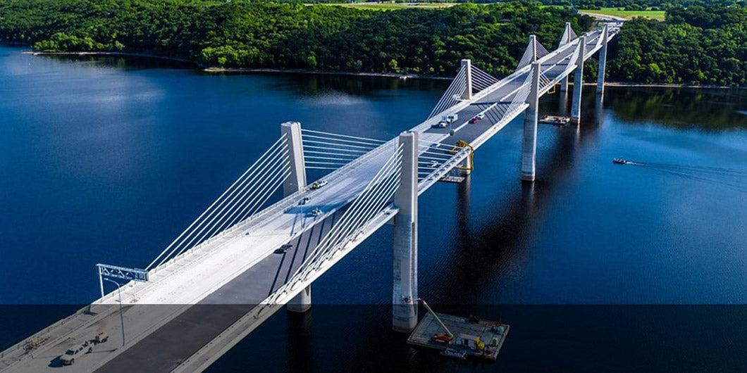 claim evaluation and expert witness services for the St. Croix River Bridge, MnDOT
